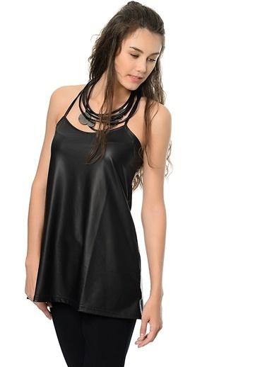 Motel Rocks Elbise Siyah